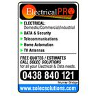 Electrical pro Pinterest Account