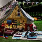 Camping in Backyard Ideas Pinterest Account