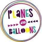 Planes & Balloons Pinterest Account