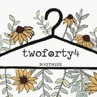 TwoForty4 Boutique Pinterest Account