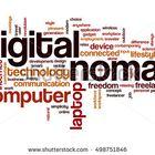 Digital Nomad Pinterest Account