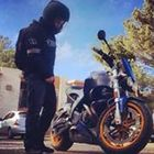 Andrés AB instagram Account