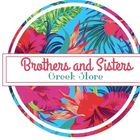 Brothers and Sisters' Greek Store instagram Account