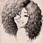 CurlyHair XOXO Pinterest Account