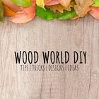 Wood World DIY | Woodwork Project Inspiration | Tips+Tricks instagram Account