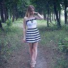 Violettka Damshevich instagram Account