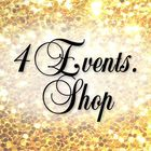 4Events.Shop's Pinterest Account Avatar