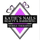 Katie's Nails Beauty & Barbering instagram Account