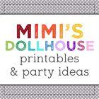Mimi's Dollhouse Pinterest Account