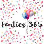 Parties 365 Pinterest Account