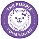 The Purple Pomeranian's Pinterest Account Avatar