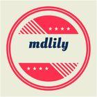 mdlily Pinterest Account