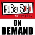 Ruby Soho Art Prints Pinterest Account