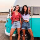 Colorful Sisters | Travel & Fashion Blog | Brooke & Danielle instagram Account