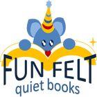 Fun Felt - Quiet Books for Kids Pinterest Account