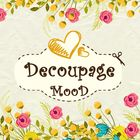 DecoupageMood - Decoupage napkin/tissue/serviette paper for craft Pinterest Account