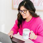 Joyce | Business Coach For Calligraphers Pinterest Account