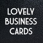 Lovely Business Cards instagram Account