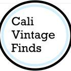 Cali Vintage Finds instagram Account