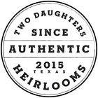 Two Daughters Heirlooms | 2daughtersheirlooms.etsy.com Pinterest Account