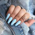 nails shape Pinterest Account