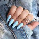 nails shape instagram Account