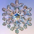 Snow Flake Pinterest Account