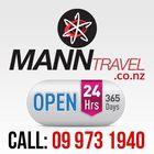 Mann Travel New Zealand Pinterest Account
