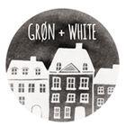 GRØN + WHITE instagram Account
