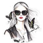 Hailey Fashion   nail, hair, makeup's Pinterest Account Avatar
