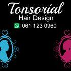 Tonsorial Hair Design instagram Account