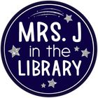 Mrs. J in the Library's profile picture