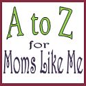 A to Z for Moms Like Me instagram Account