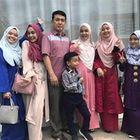 Amira Hamzah instagram Account