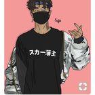 Kid Akira Pinterest Account