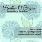 Heather O'Bryan Horticultural Consultant Pinterest Account