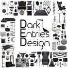 Dark Entries Design Pinterest Account