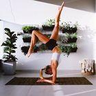 Yoga und Fitness