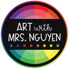 Art with Mrs. Nguyen Pinterest Account