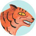 Jamie Bennett illustration Toronto Pinterest Account