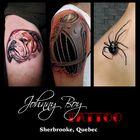 Johnny Boy Tattoo Sherbrooke Pinterest Account
