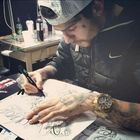 Junco tattoo  instagram Account