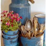 Vintage Enamel Clothes Boiler Vintage Cottage Vintage Laundry Vintage