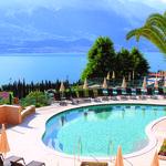 La Piscina Comune Di Hotel San Pietro Hotel Cristina Hotel Limone