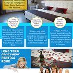 long term apartment rentals rome (romanapartments) on ...