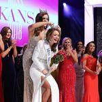 Miss Arkansas Alyse Eady Miss Arkansas Beauty Contest Valley Girls