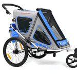 Pin En Remolques De Bicicleta Para Ninos