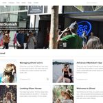 Biscaya WordPress Theme | Wow Themes