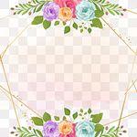 Gambar Bingkai Undangan Pernikahan Dengan Bunga Cat Air Bunga Bingkai Pernikahan Png Dan Vektor Dengan Latar Belakang Transparan Untuk Unduh Gratis Bunga Cat Air Undangan Pernikahan Cat Air