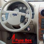 Under Hood Fuse Box Diagram Ford Freestyle 2005 In 2020 Ford Fusion Fuse Box Fuse Panel